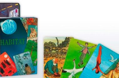 Метафорические ассоциативные карты HABITAT «СРЕДА ОБИТАНИЯ»